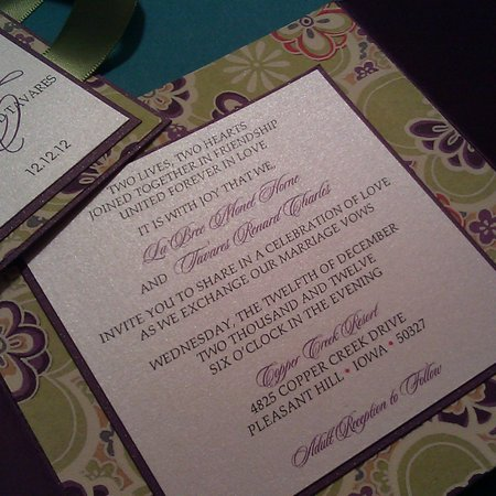 The Inspired Note Invitation & Stationery Studio