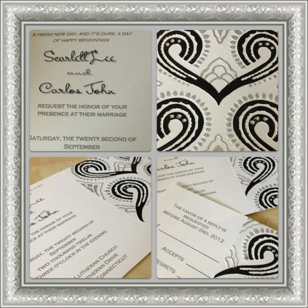 Butterflycat Invitations