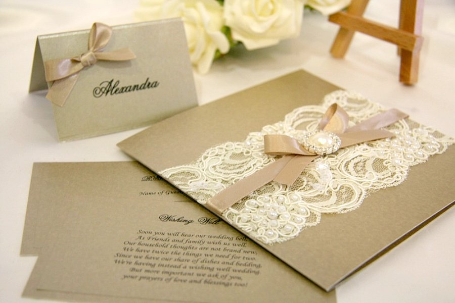 B Studio Wedding Invitations - Sydney, NSW