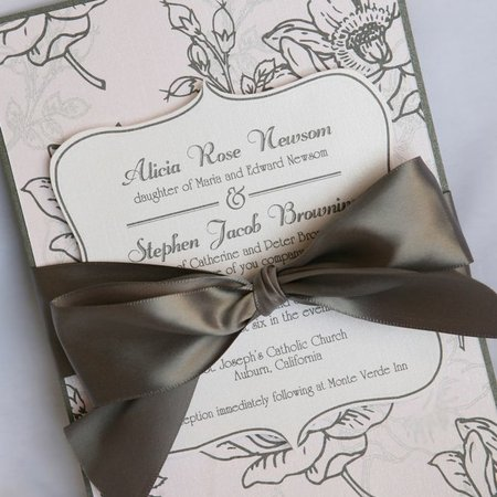 Angela Dal Bon Custom Invitations & Announcements