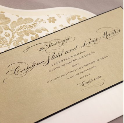 Elegant Invitations by An Inviting Event