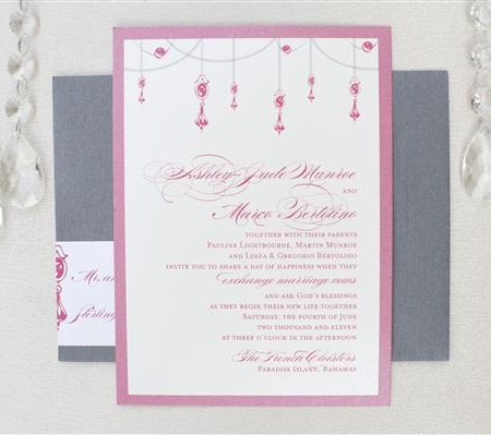 Gourmet Invitations