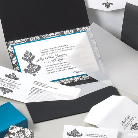 Nvited, Announcements . Invitations . Design