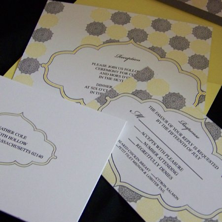 Hitched Invites