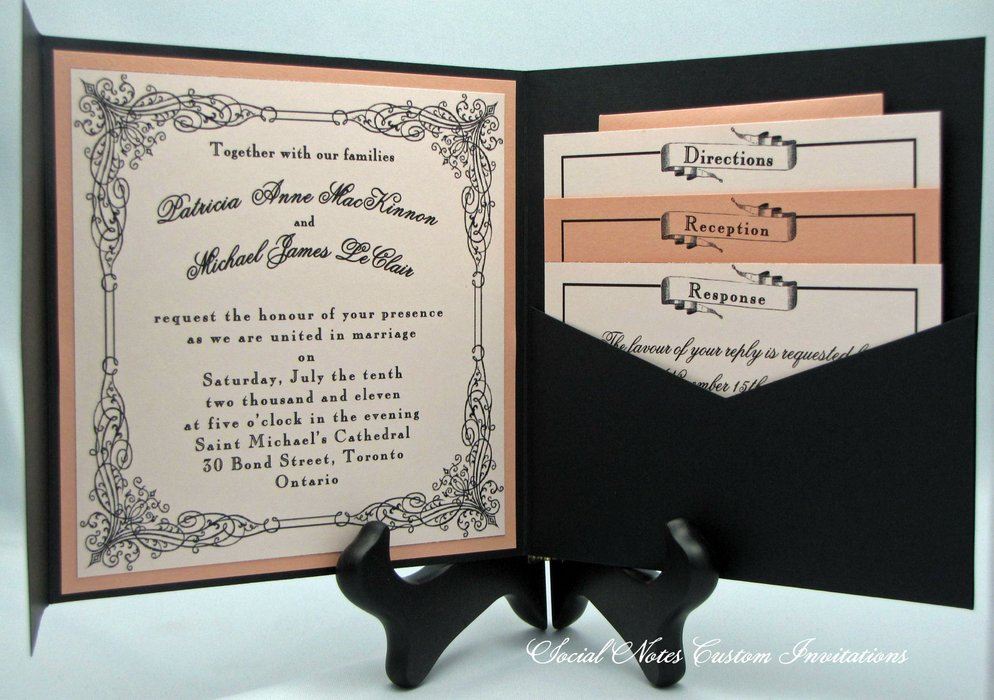 Social Notes Custom Invitations - Toronto, ON