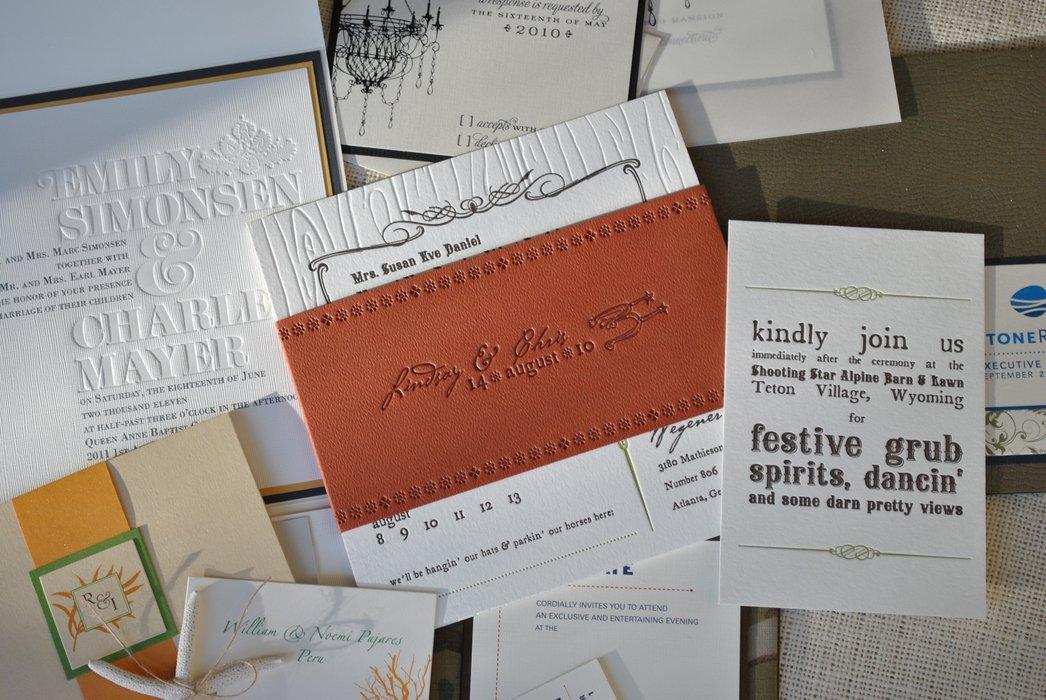 Ink & Paint Invitation Studio's profile image