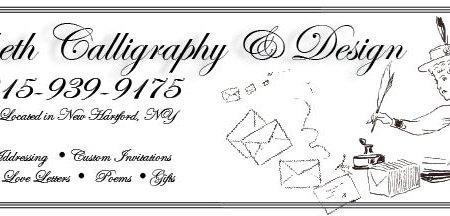 Elizabeth Calligraphy