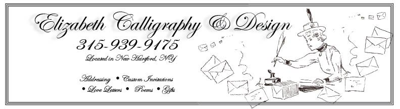 Elizabeth Calligraphy's profile image