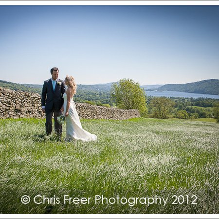 Chris Free Lake District Wedding Photography
