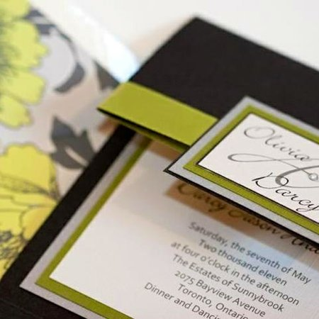 Swanky Custom Cards & Invitations
