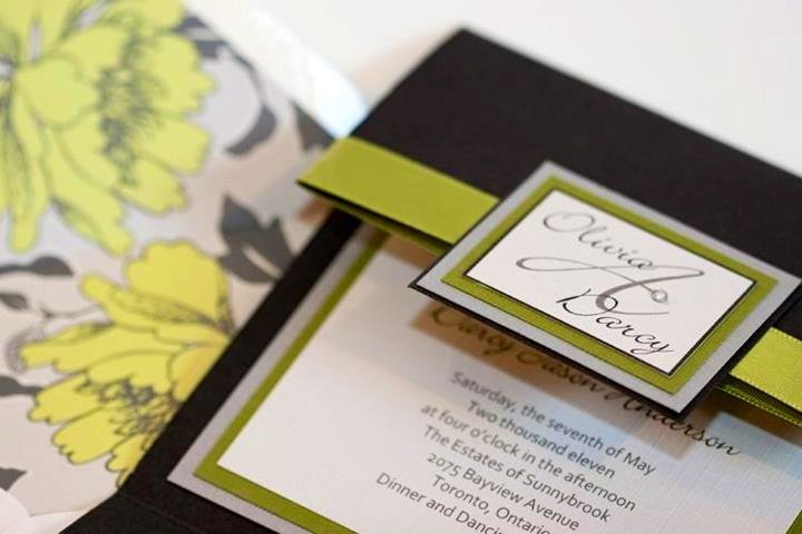 Swanky Custom Cards Invitations Toronto ON