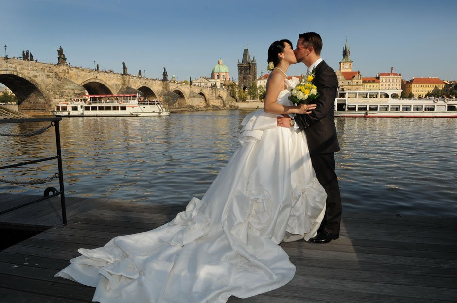 Wedding in Prague's profile image