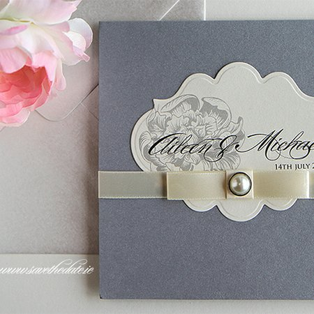 Save the Date Wedding Stationery Specialists