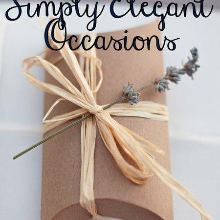 Simply Elegant Occasions