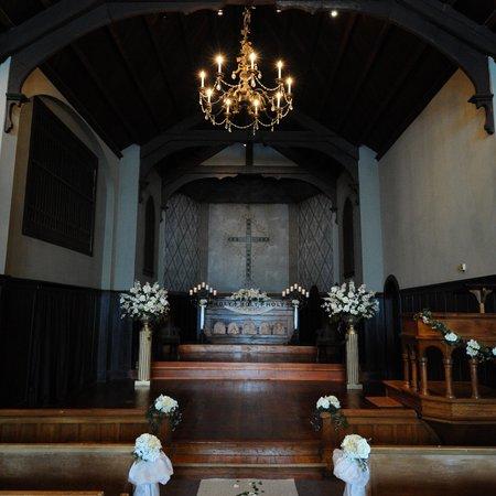 Fleur de Lis Chapel