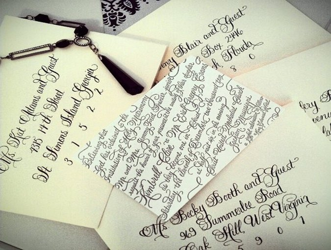 Calligraphy by Jennifer's profile image