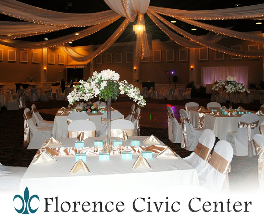 The Uptown Ballroom at the Florence Civic Center's profile image