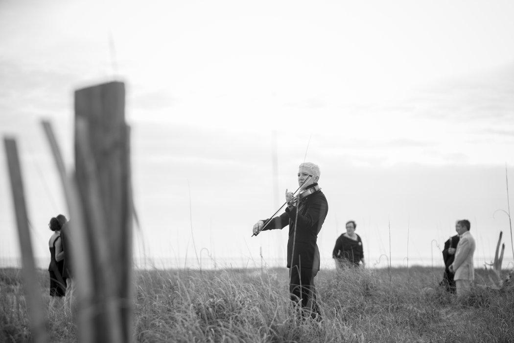 Wedding Violinist, Maura Kropke's profile image