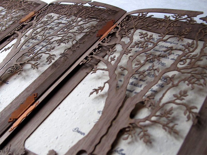 Custom Laser Cut Wedding Invitations's profile image