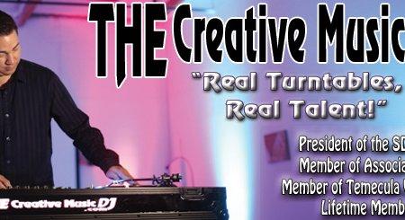 Dennis Jones, The Creative Music DJ