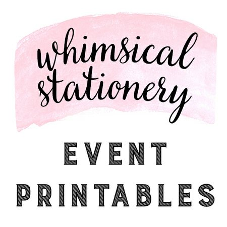 Whimsical Stationery