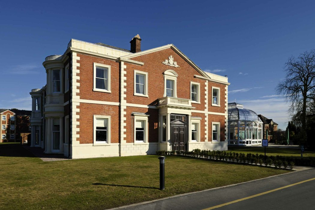 DoubleTree by Hilton Hotel & Spa Chester's profile image