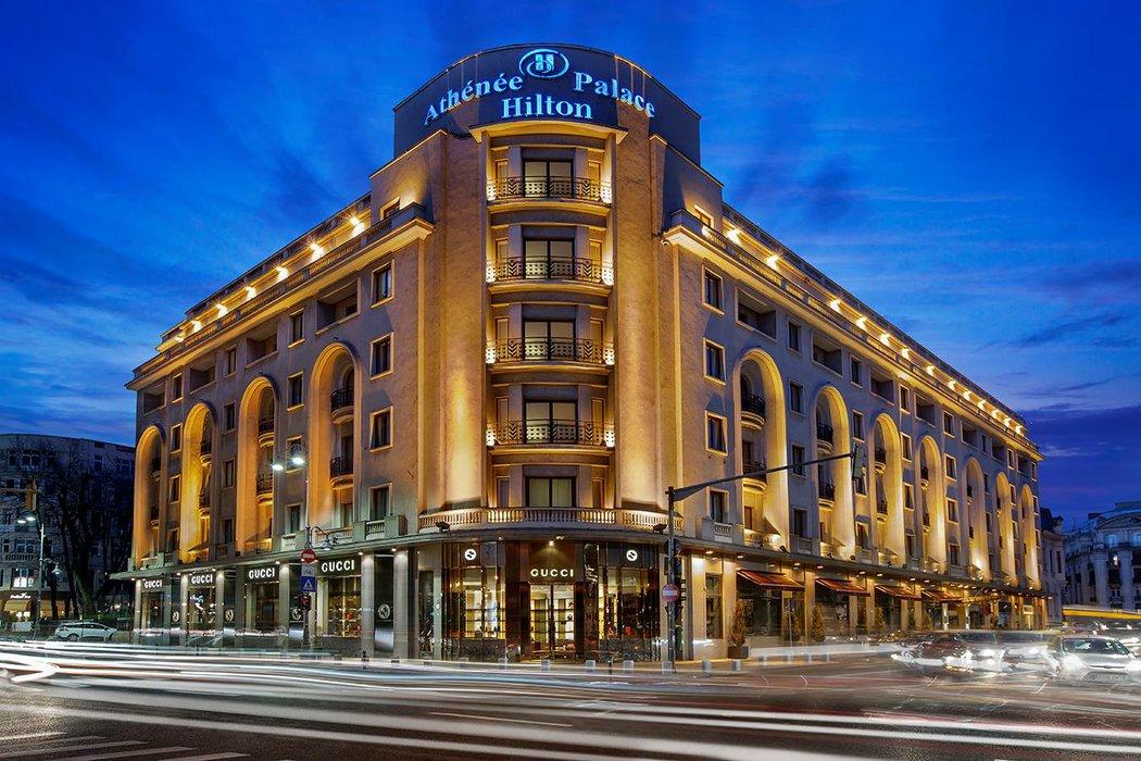 Athenee Palace Hilton Bucharest's profile image