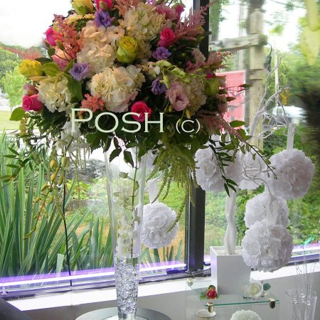 Posh Floral Designs inc