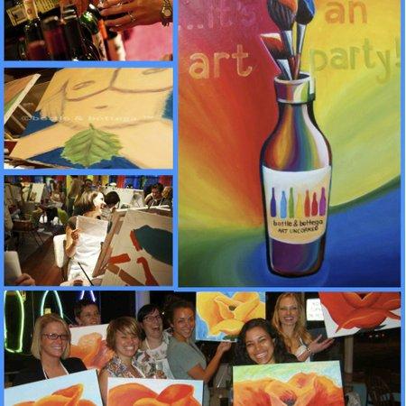 Bottle & Bottega Miami