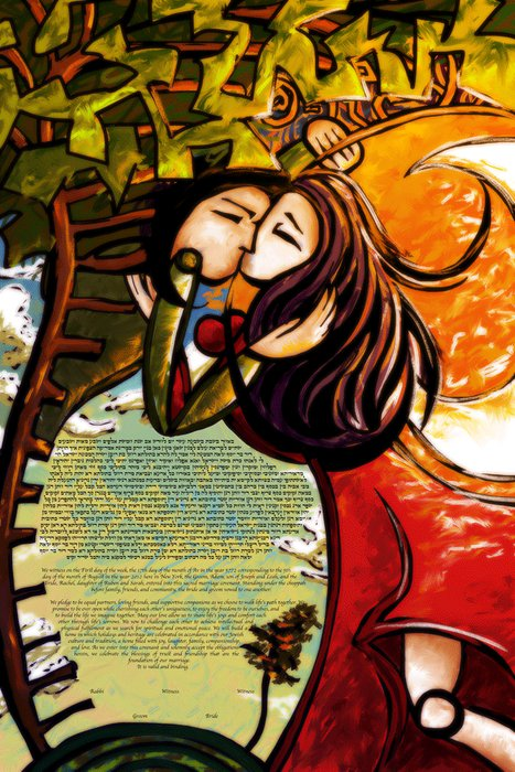 This is not a Ketubah, Yes it is!'s profile image