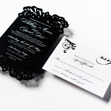 Throne Invitations