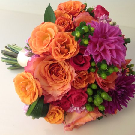 Green Bouquet Floral Design