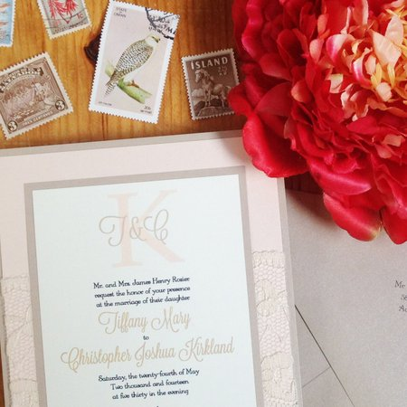 Zula Bell: Custom Invitations & Letterpress