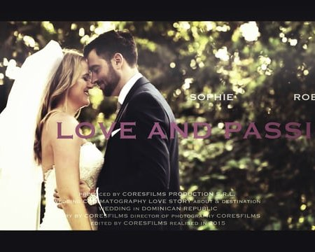 Wedding Videos in Punta Cana by CoresFilms