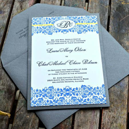 Lucky Invitations