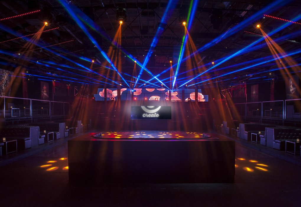 Create Nightclub's profile image