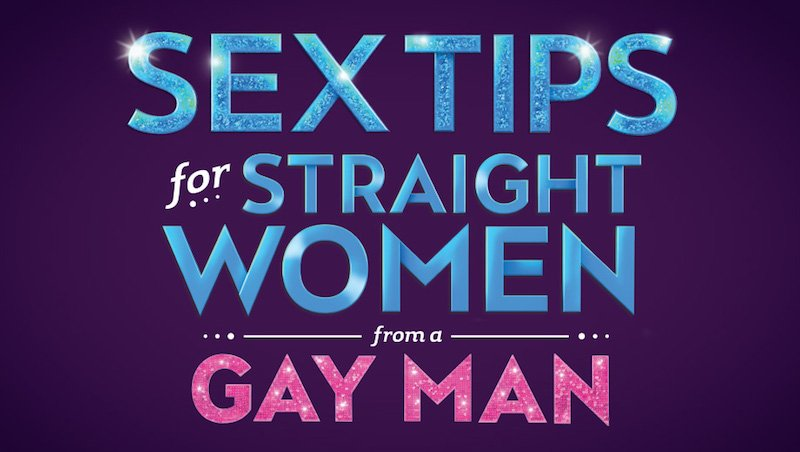 Sex Tips for Straight Women from a Gay Man's profile image