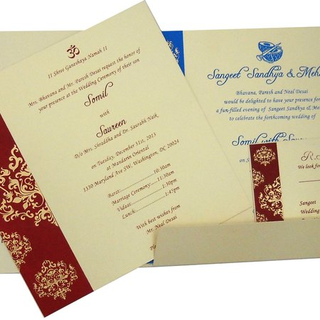 365 Wedding Cards - Indian Wedding Cards