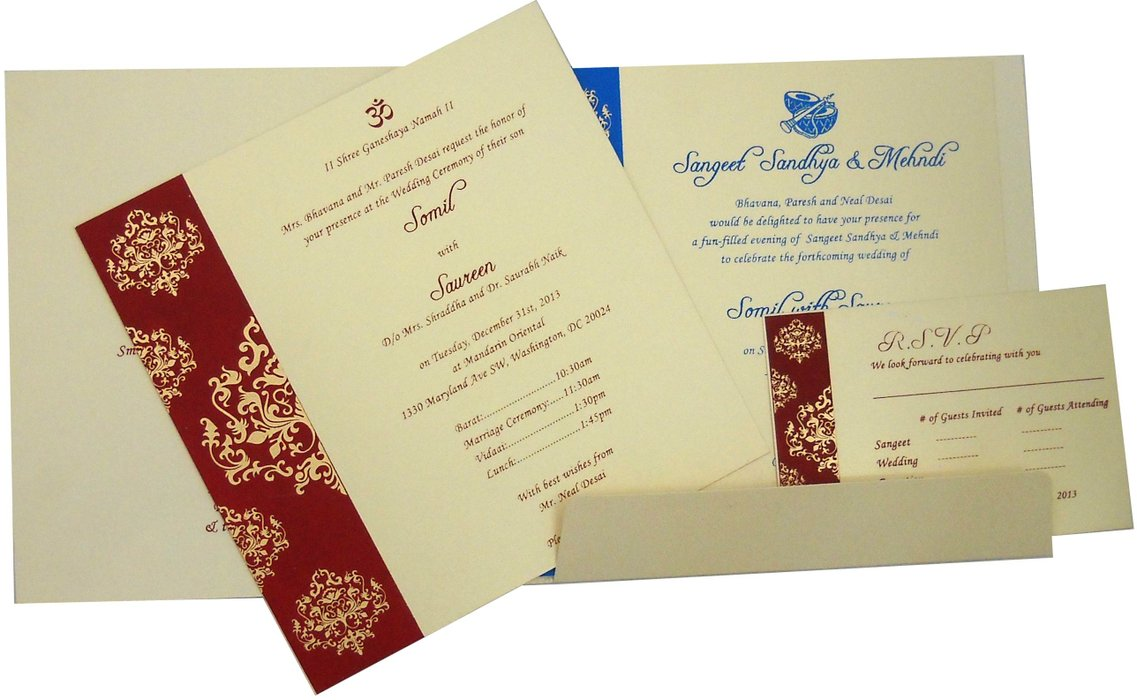 365 Wedding Cards - Indian Wedding Cards - Jaipur, India