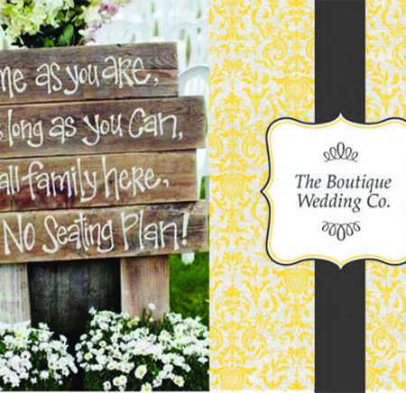 The Boutique Wedding Co.