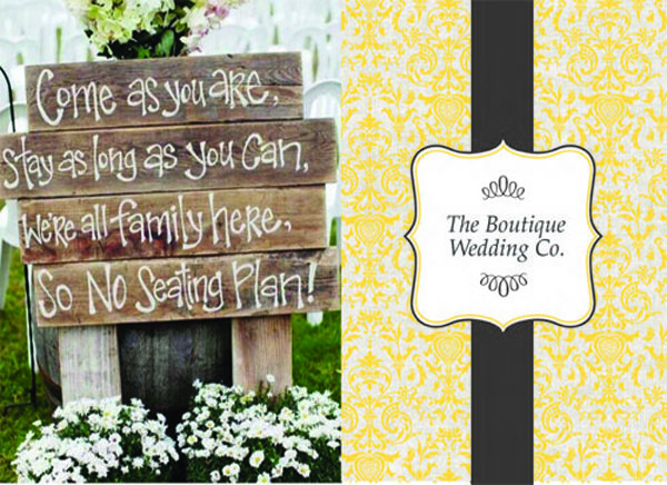 The Boutique Wedding Co.'s profile image