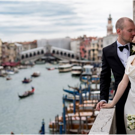 Luca, Wedding Photographer in Venice