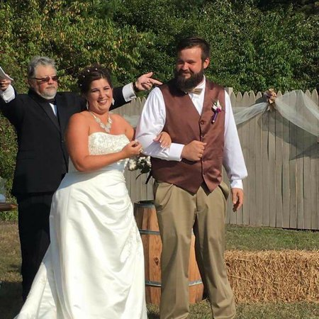 Top Hat Nuptials