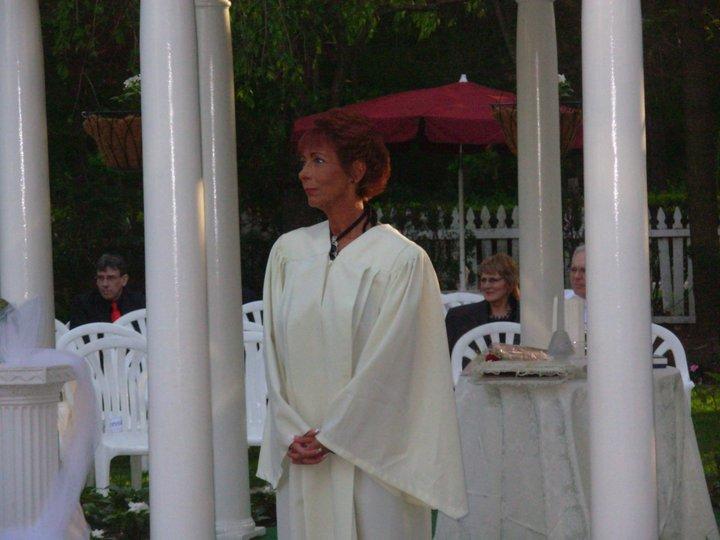 The Wandering Jewish Rabbi/The Ceremony Creator's profile image