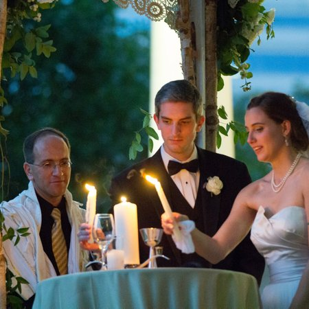 Interfaith Wedding Rabbi