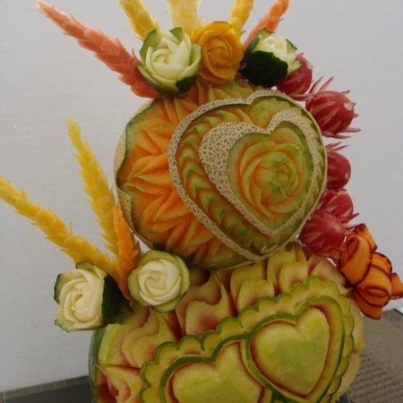 Fruitysplendour Fruit Carving Designs