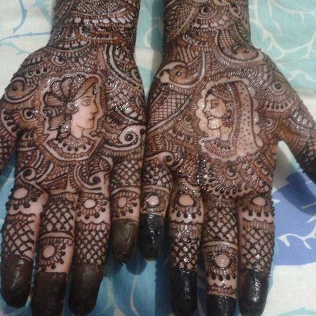 Shubh Muhurat Mehendi Arts