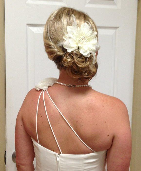 A Victorian Bride Hair & Makeup Design Team's profile image