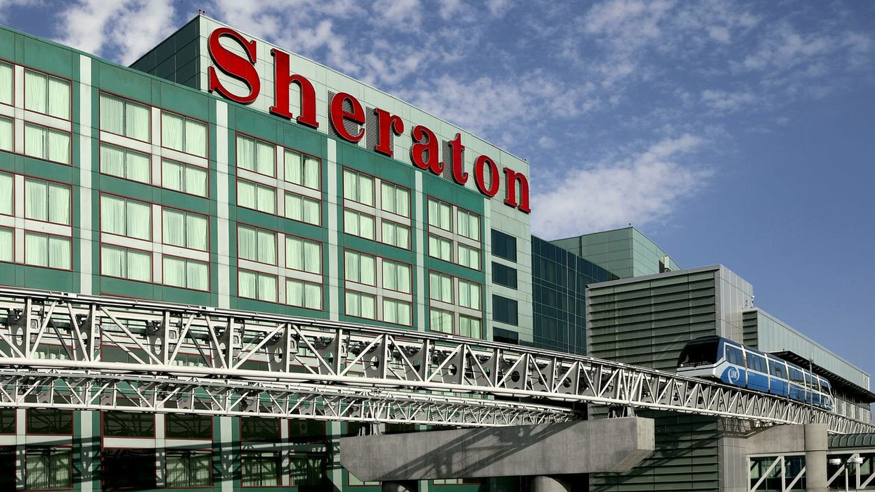 Sheraton Gateway Hotel In Toronto Int'l Airport's profile image