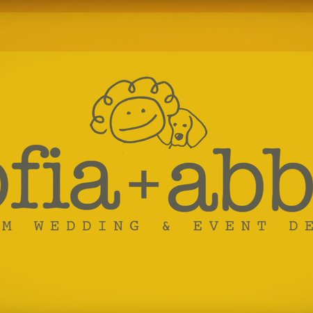 Sofia + Abbie Wedding Design